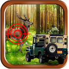 Animal Hunt on Wheels icon