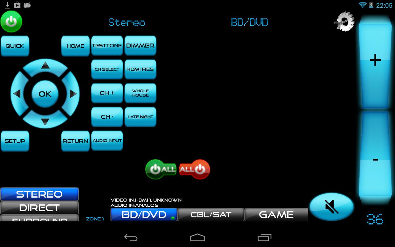 MyAV Pro Universal WiFi Remote APK by Pocketwood Details