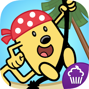 Wubbzy's Pirate Treasure 教育 App LOGO-硬是要APP