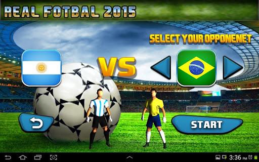 FOOTBALL 2015:PLAY REAL SOCCER