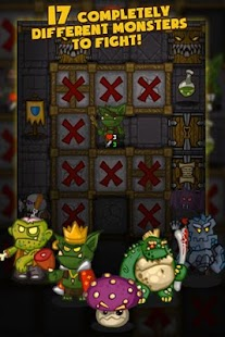 Dungelot- screenshot thumbnail
