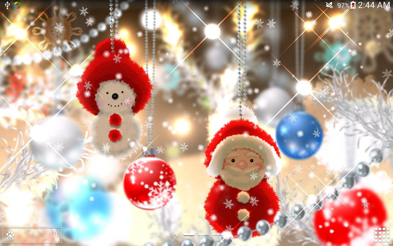 Christmas free live wallpaper google play store revenue download phone voltagebd Image collections