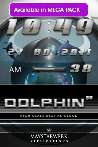 dolphin video ringtone - screenshot