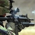 gun shoot game icon