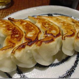 Japanese Pork Gyoza