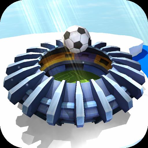 ブラジルサッカースタジアム3Dライブ壁紙フリー 個人化 App LOGO-APP開箱王