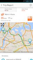 Screenshot of WRCB Traffic