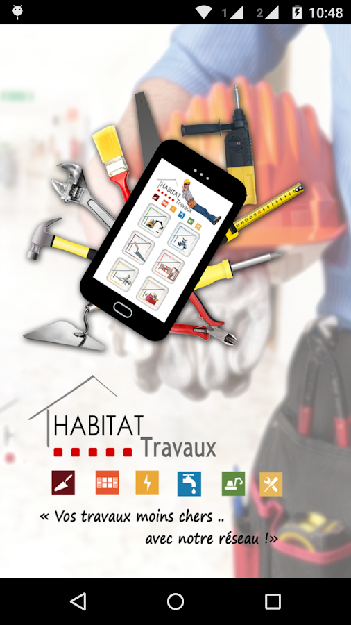 Habitat Travaux- screenshot