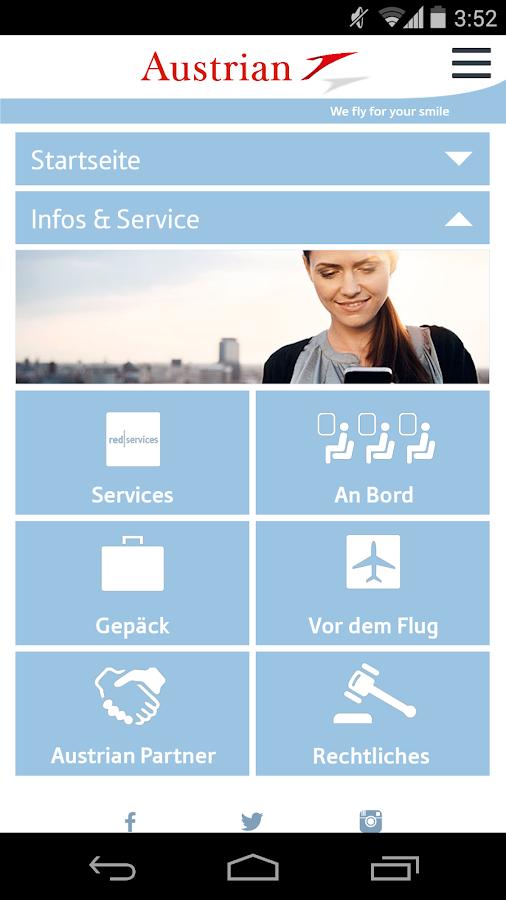 Austrian - screenshot