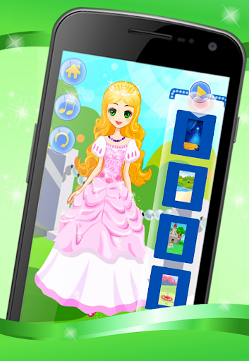 Glamourous Princess Dress Up