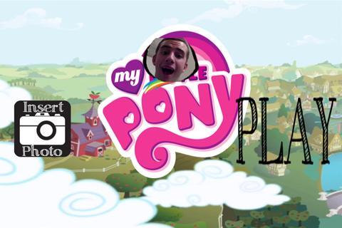 Toss My Little Pony