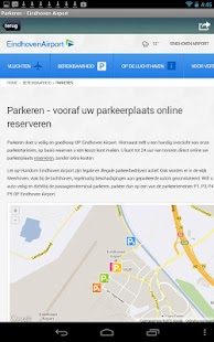 Amsterdam Schiphol Airport - screenshot thumbnail