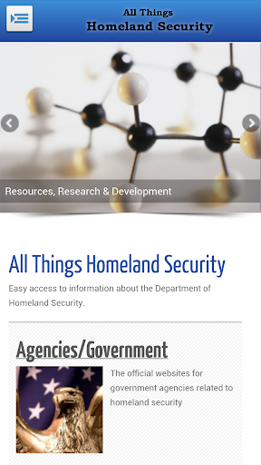 All Things Homeland Security