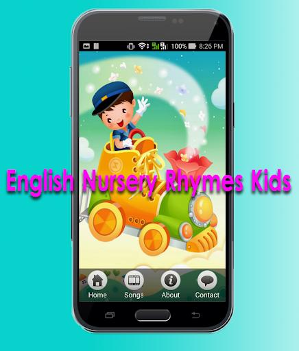 English Nursery Rhymes Kids