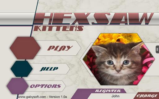 HexSaw - Kittens
