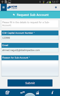 ICM Capital- screenshot thumbnail