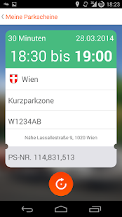 A1 HANDY Parken - screenshot thumbnail