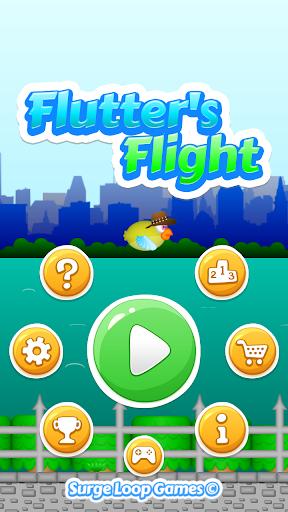 Flutter's Flight