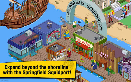 The Simpsons™: Tapped Out 4.18.2 screenshot 206139