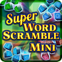 Super Word Scramble Mini! icon