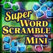 Super Word Scramble Mini!
