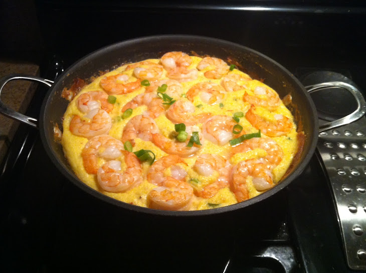Smokey Shrimp and Grits Casserole Recipe