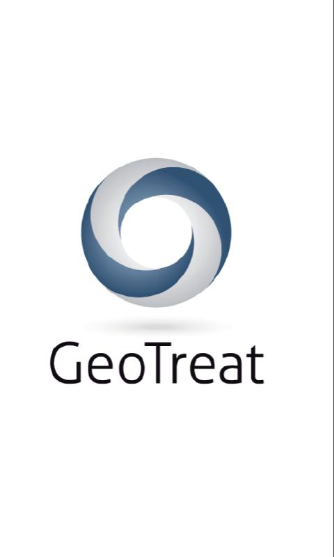 GeoTreat- screenshot