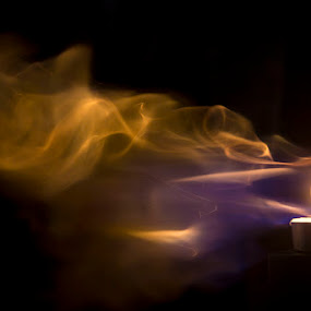 Candle Spirit by Christopher Imperial - Artistic Objects Still Life ( candle, fire )