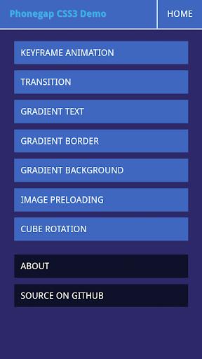 玩免費程式庫與試用程式APP|下載Phonegap CSS3 Demo app不用錢|硬是要APP