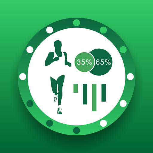 腕宝路智能手环 健康 App LOGO-APP開箱王