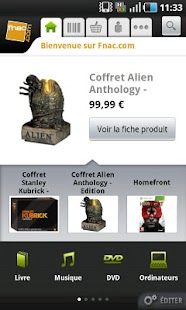 Fnac.com - screenshot thumbnail