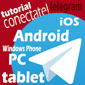 Instala Telegram Tablet/PC