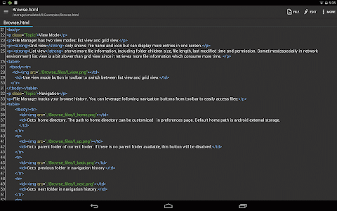 QuickEdit Text Editor v0.8.3