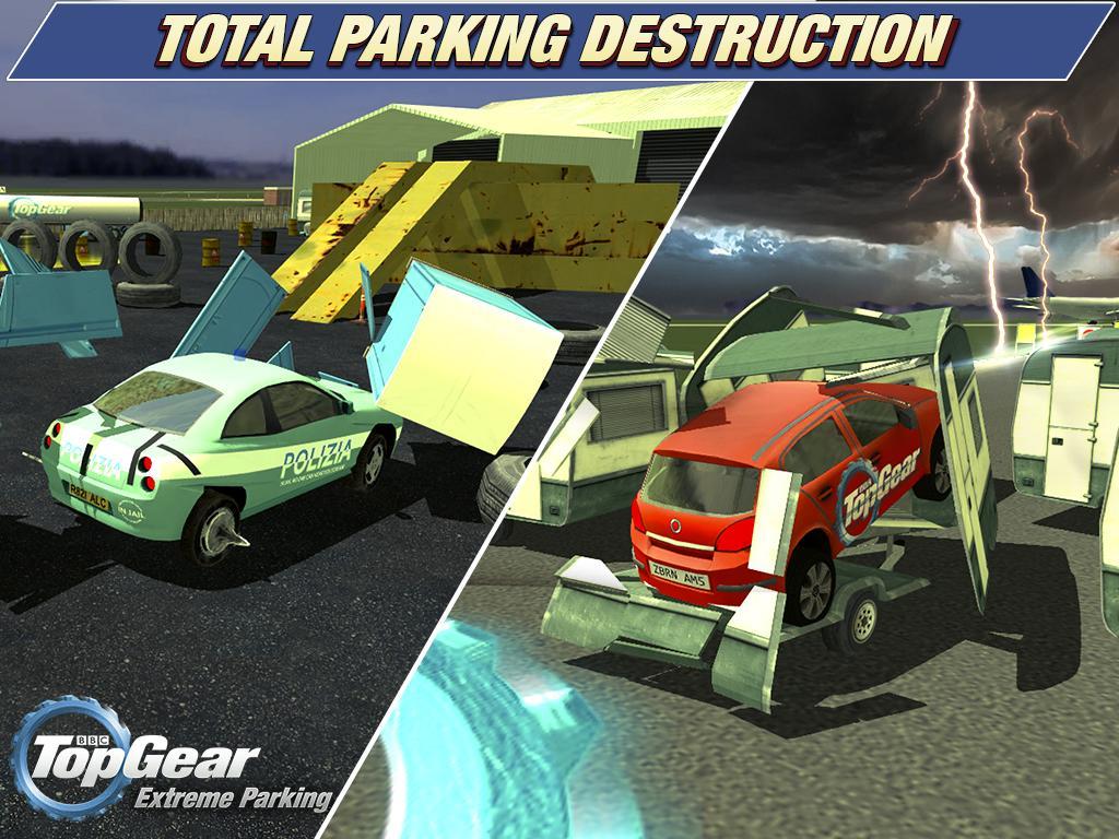Top Gear - Extreme Parking - screenshot