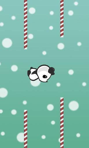 玩免費動作APP|下載Fat Panda Snow Run HD app不用錢|硬是要APP