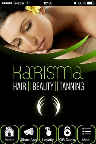 Karisma Hair Beauty Tanning