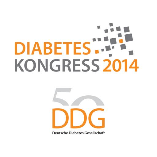 Diabetes Kongress 2014 LOGO-APP點子