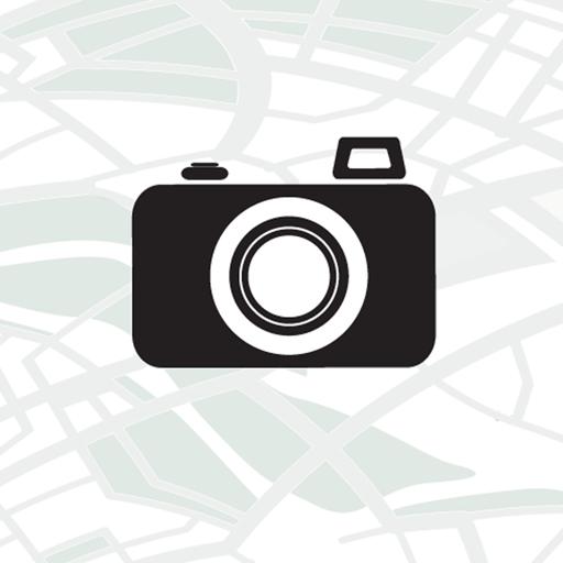 Foto og koordinater til mail