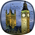 Rainy London Live Wallpaper icon