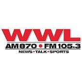 WWL - AM870/FM 105.3