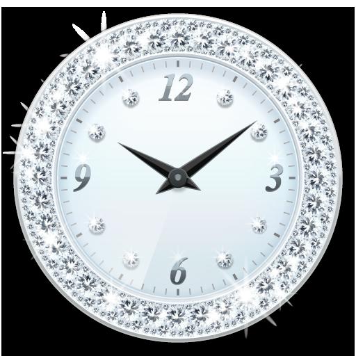 珠寶環時鐘 -Me Clock LOGO-APP點子