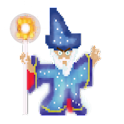 Wizards RPG logo