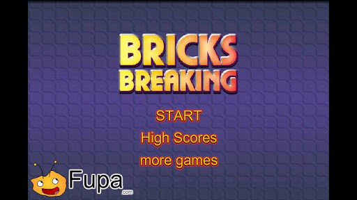 Bricks Breaking Free
