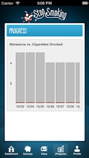Stop Smoking Cessation - screenshot thumbnail