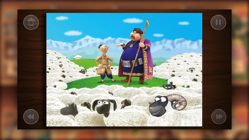 Сказки на казахском языке