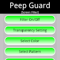 Peep Guard logo
