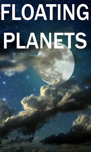 FLOATING PLANETS POSTCARDS