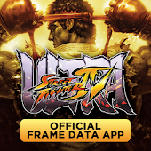 Official Frame Data App