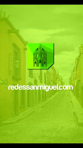 Redes San Miguel App