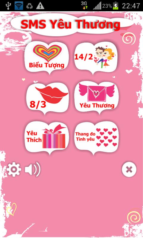 Tin Nhắn Tình Yêu- screenshot